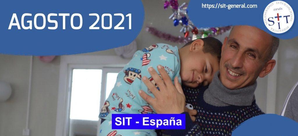 Preghiera SIT-Spagna – Agosto 2021
