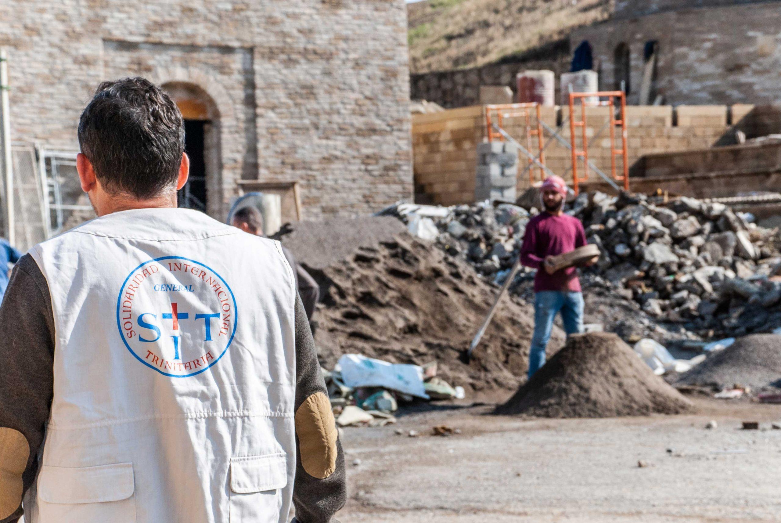 Solidaridad Internacional Trinitaria ha recibido un 20% más de ayuda para mejorar la vida de los cristianos perseguidos en el mundo