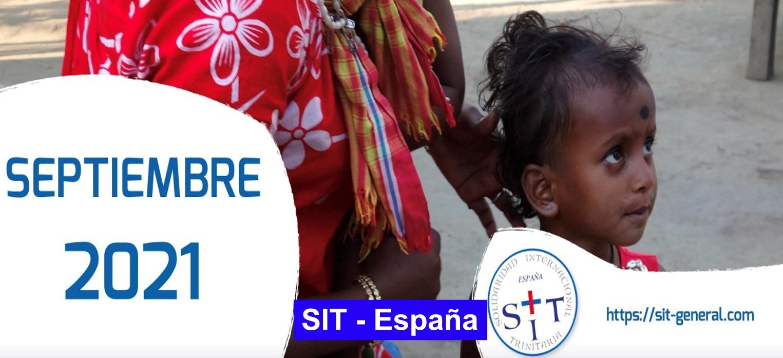 Oración SIT-España – Septiembre 2021